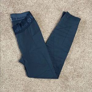 Lululemon Seamless Leggings